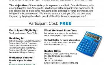 Youth Financial Literacy