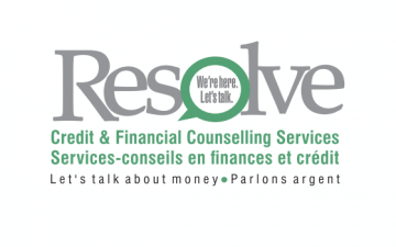 COVID-19 Update: Resolve Credit & Financial Counselling Services