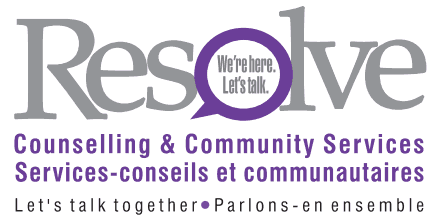 Resolve Counselling and Community Services