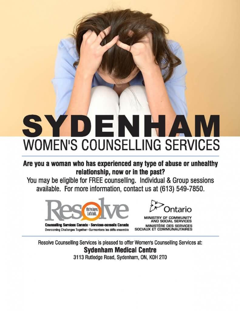 Sydenham Women's Counselling