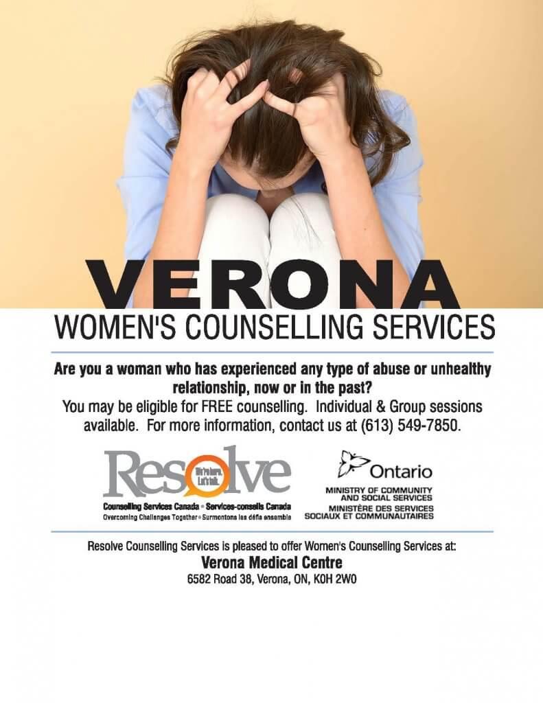 Verona Women's Counselling