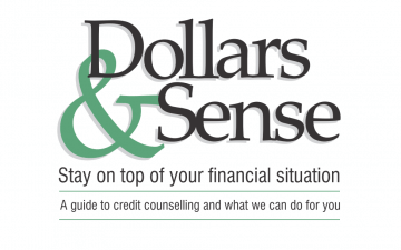 "Credit Counselling ""Dollars & Sense"" booklet"