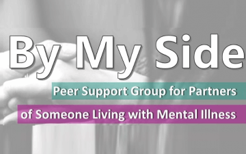 New support group called By My Side