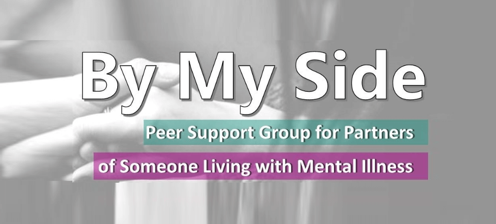 Family Resource Centre has a new support group called By My Side