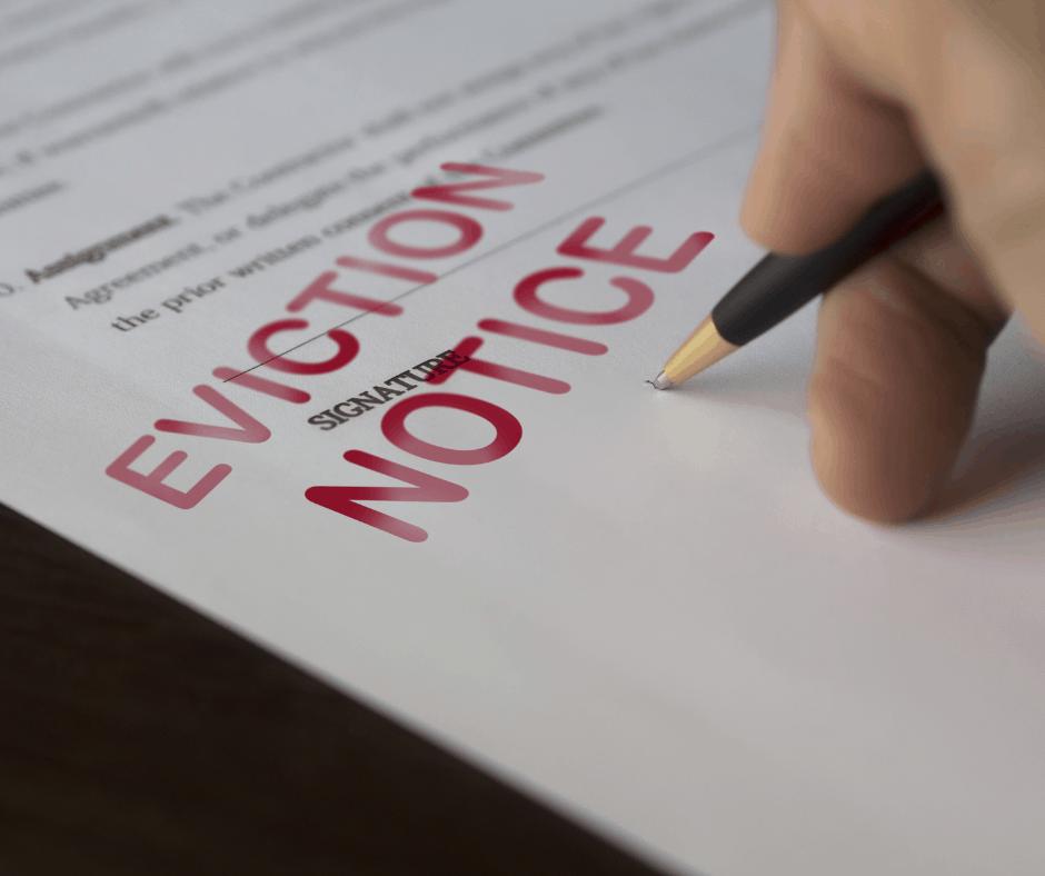 ontario eviction ban