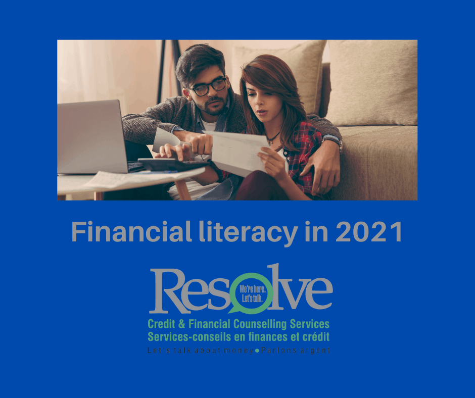 Financial literacy in 2021