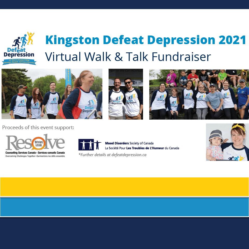 Kingston & Area Virtual Walk & Run May 29th