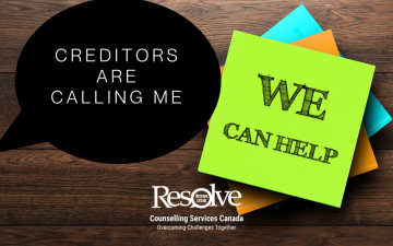 ASK THE EXPERT – Creditors are calling me all the time, what should I do?